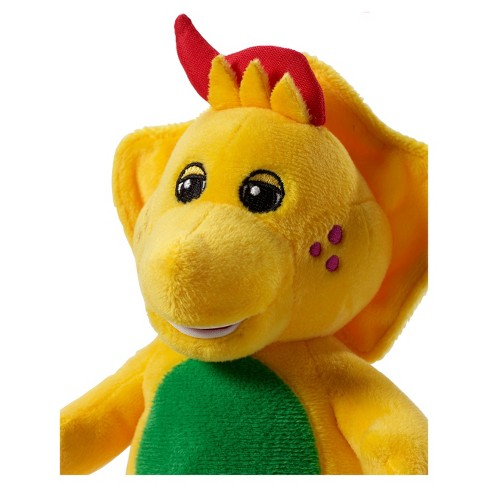 Fisher Price Barney And Friends Bj 7 5 Plush Doll Target