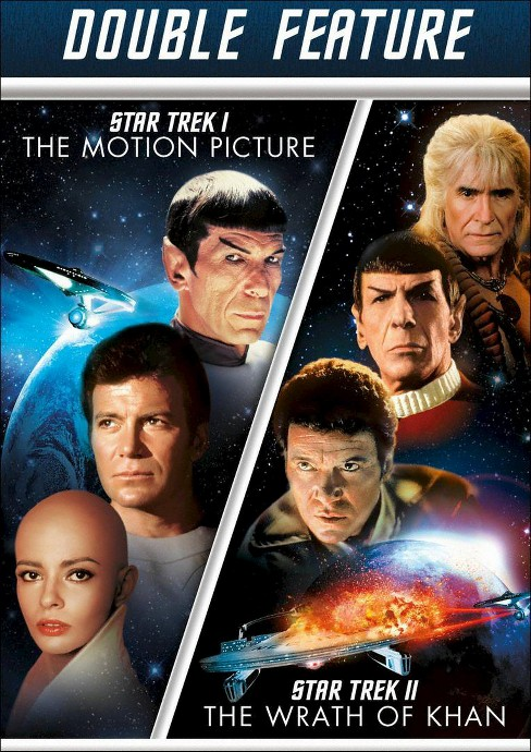 Star trek i:Motion picture/Star trek (DVD) - image 1 of 1