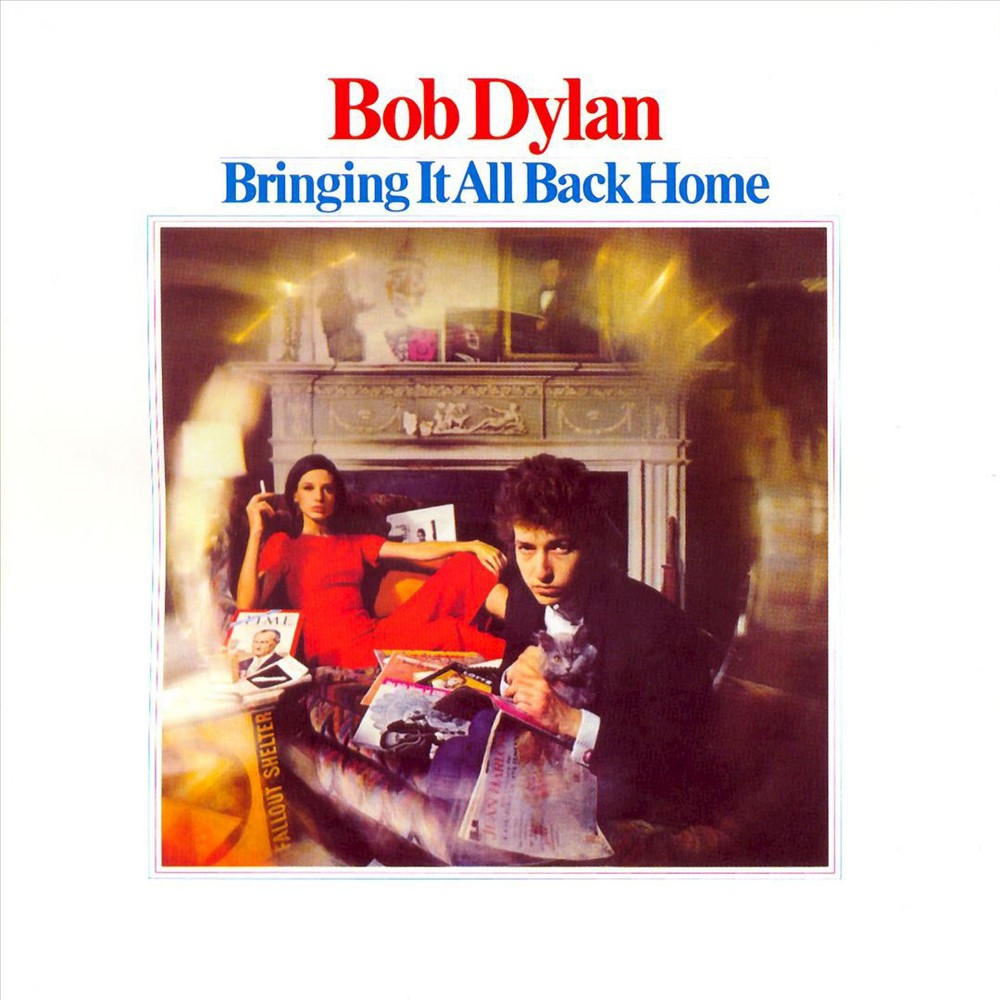 Bob Dylan - Bringing It All Back Home (CD)