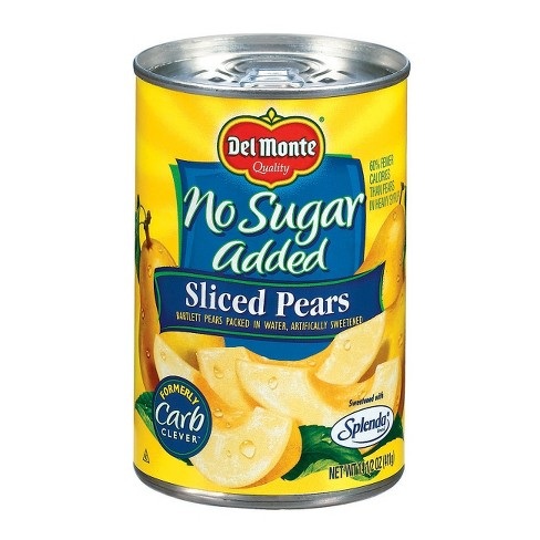 Del Monte Sliced Pears - 14.5oz - image 1 of 1