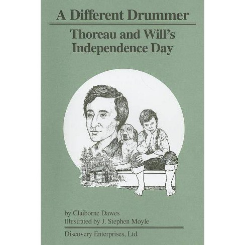 A Different Drummer - by  Claiborne Dawes (Paperback) - image 1 of 1
