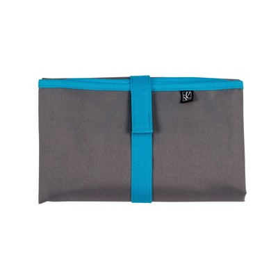 J.L. Childress Full Body Changing Pad - Gray Teal