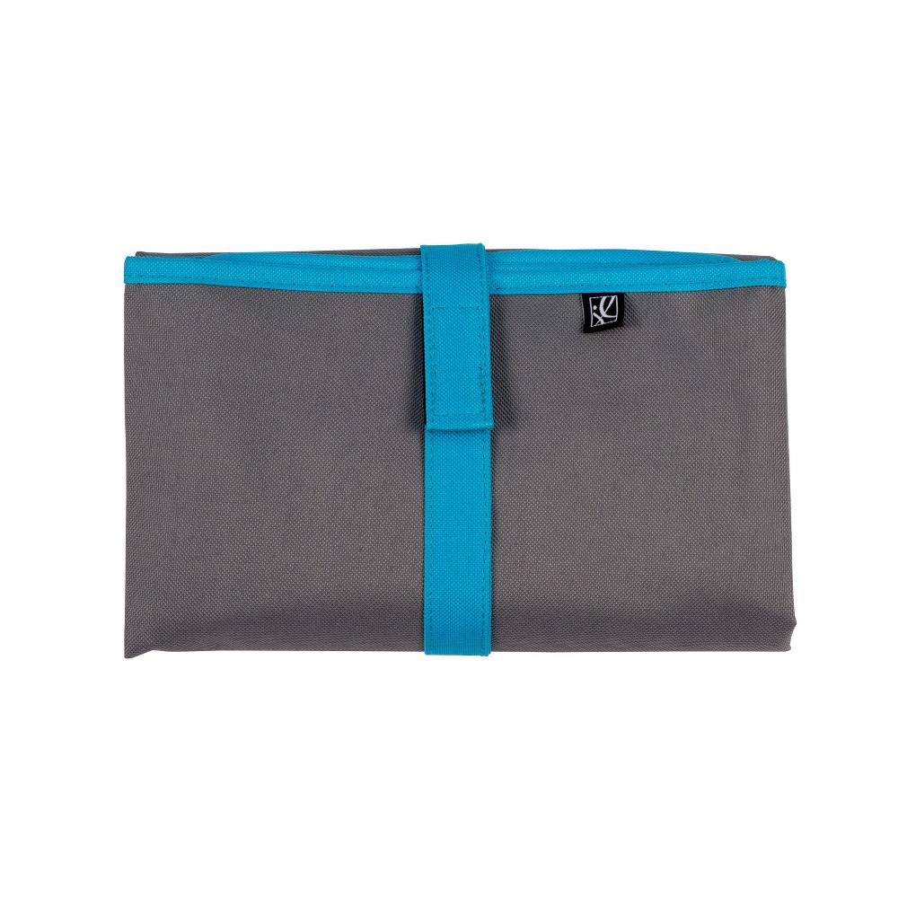 Image of J.L. Childress Full Body Changing Pad - Gray Teal