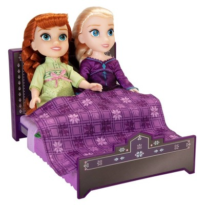 Disney Frozen 2 Petite Anna & Elsa Lullaby Gift Set