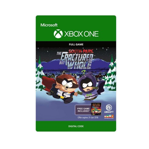South Park: The Fractured But Whole - Xbox One (Digital) - image 1 of 4