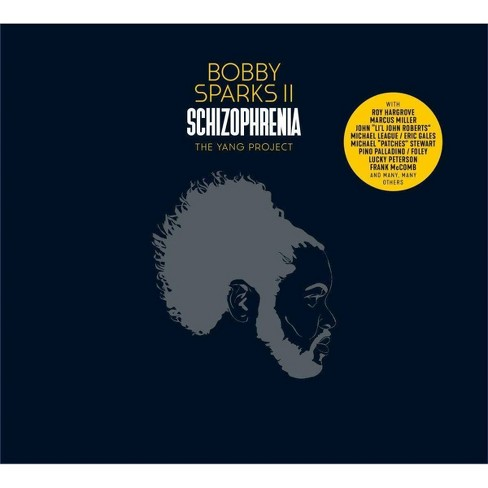 Sparks bobby ii - Schizophrenia-the yang project (CD) - image 1 of 1