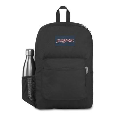 "JanSport 16.5"" Cross Town Backpack - Black"