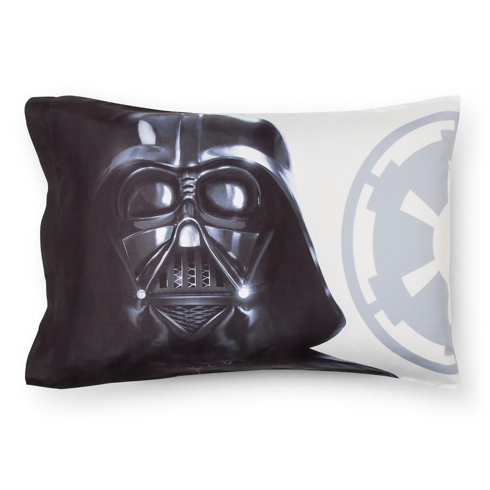 Imperial Power Pillowcase (Standard) Black & White - Star Wars