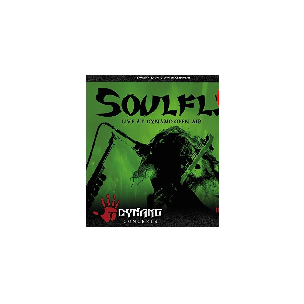 Soulfly - Live At Dynamo Open Air 1998 (CD)