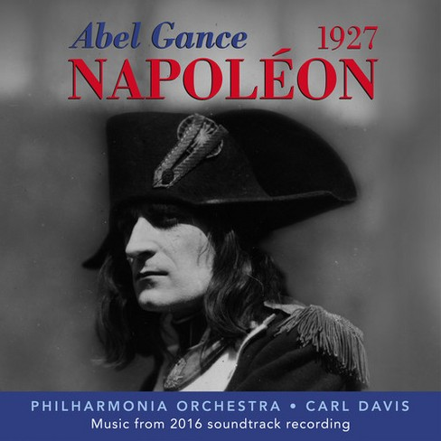 Philharmonia Orchest - Davis:Napoleon (Ost) (CD) - image 1 of 1