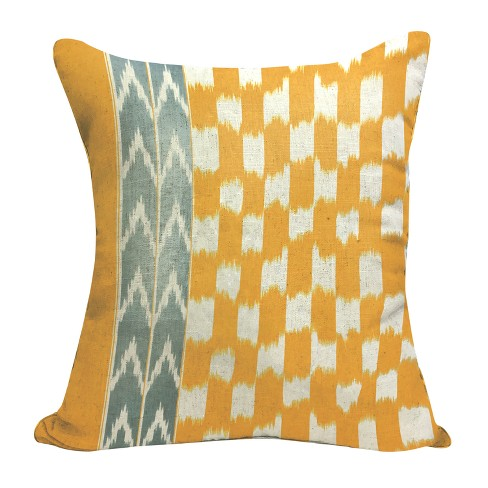 "Yellow Throw Pillow (20""x20"") - Homewear - image 1 of 1"