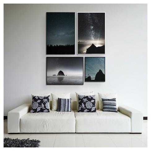 Poster Frame Thin Profile Black 16x20 Target
