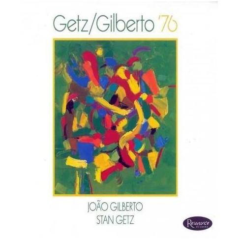 Joao Gilberto - Getz/Gilberto '76 (CD) - image 1 of 1