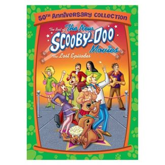 The Best Of The New Scooby-Doo: The Lost Episodes (DVD)