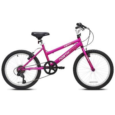"Kent Northstar 20"" Kids' Mountain Bike - Pink"
