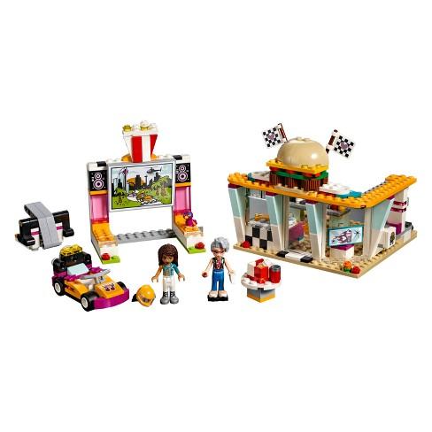 Lego Friends Drifting Diner 41349 Target