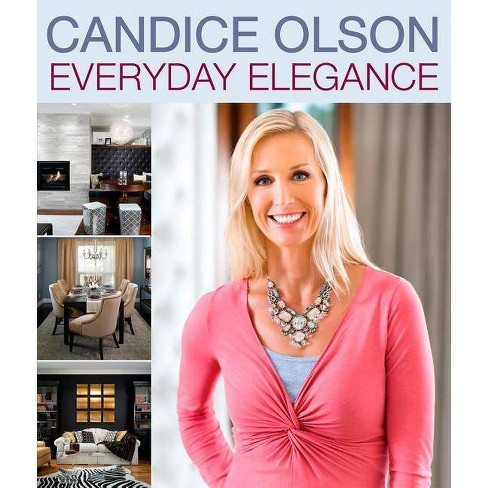 Candice Olson Everyday Elegance - (Paperback) - image 1 of 1
