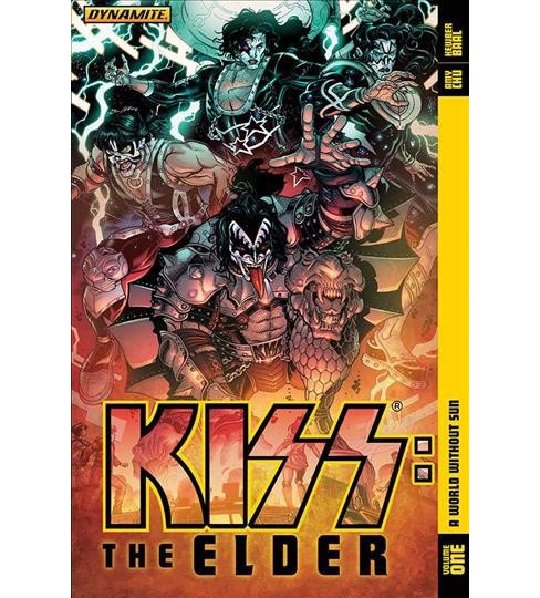 Kiss: The Elder 1 : A World Without Sun -  (Kiss: the Elder) by Amy Chu (Paperback) - image 1 of 1