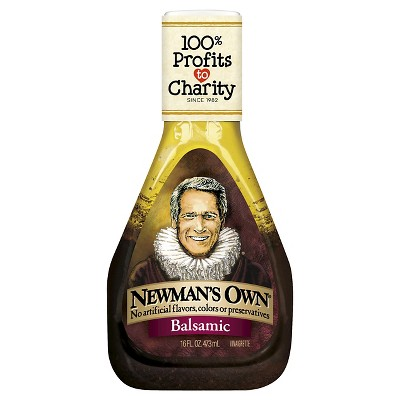 Salad Dressing & Toppings: Newman's Own