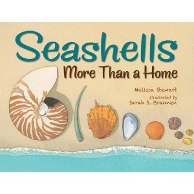Seashells - by  Melissa Stewart (Hardcover)
