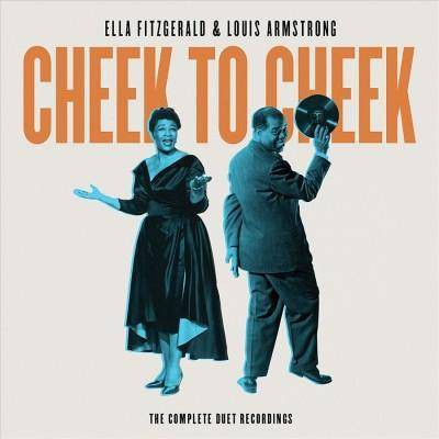 Ella Fitzgerald & Louis Armstrong - Cheek To Cheek: The Complete Duet Recordings (4 CD)