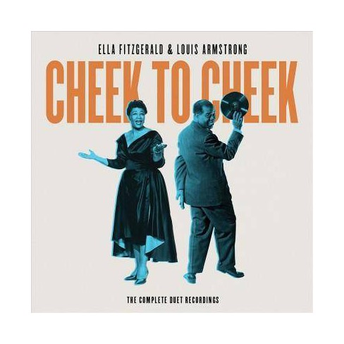 Ella Fitzgerald - Cheek To Cheek: The Complete Duet Recordings (CD) - image 1 of 1
