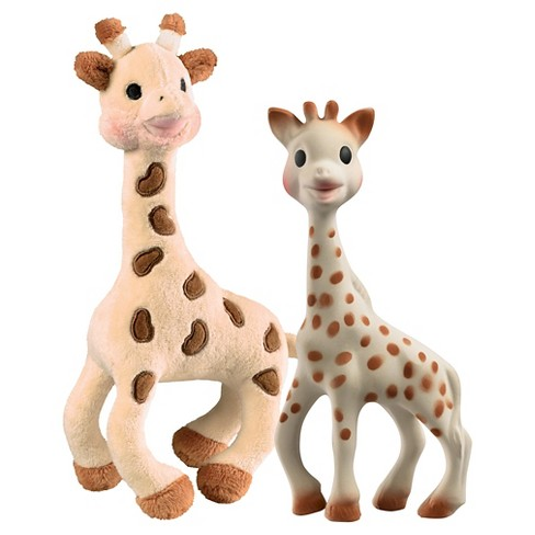 Sophie la Girafe Original Toy + Plush Toy - image 1 of 2