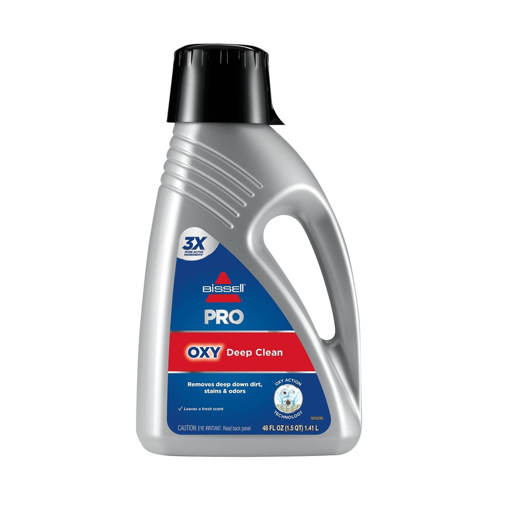 Bissell Professional Deep Clean + Oxy 48oz. Upright Carpet Cleaner Formula -...
