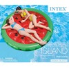 Intex Giant Inflatable 72In Watermelon Float & King Kool Inflatable Lounger (2) - image 4 of 4
