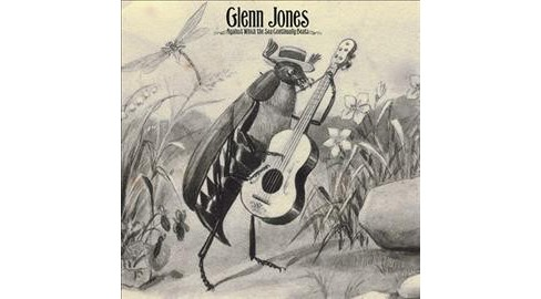 Glenn Jones - Against Which The Sea Continually Bea (Vinyl) - image 1 of 1