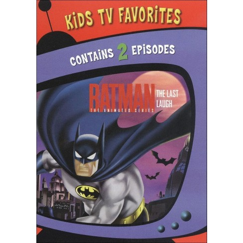 Batman Animated Series: The Last Laugh (DVD) - image 1 of 1