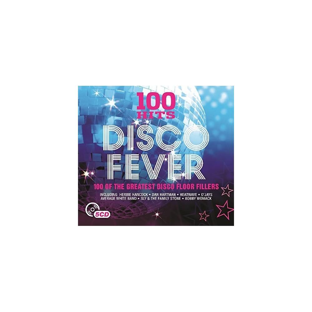 100 Hits: Disco Fever & Various - 100 Hits: Disco Fever / Various (CD)