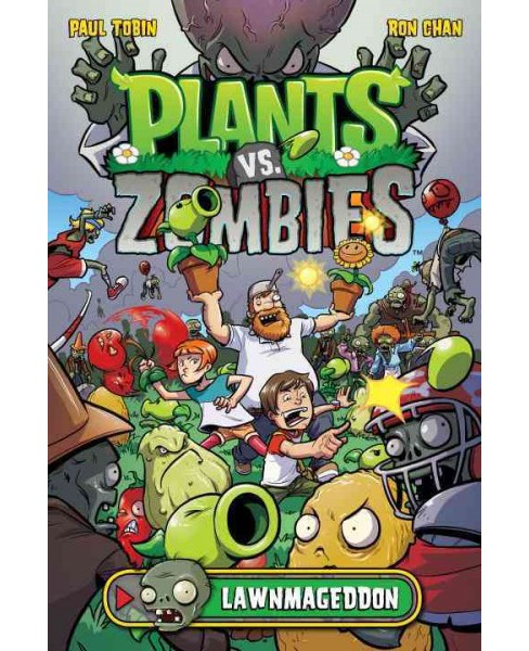 Plants Vs. Zombies (Hardcover) - image 1 of 1