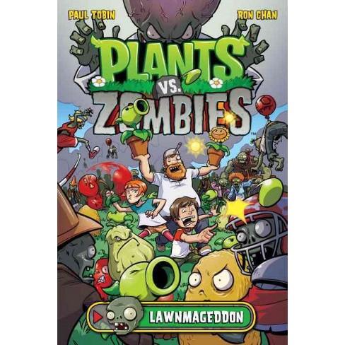 plants vs zombies hardcover target