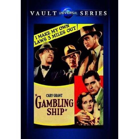 Gambling Ship (DVD) - image 1 of 1