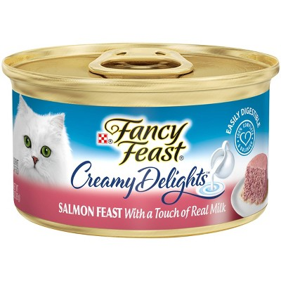 Cat Food: Fancy Feast Delights