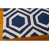 Nourison Hexagon Linear Rug - image 2 of 3