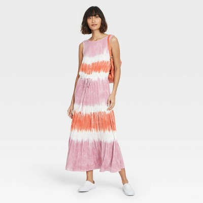 Women's Sleeveless Knit Dress - Knox Rose™
