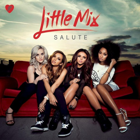 Little Mix - Salute (CD) - image 1 of 1