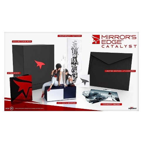 Mirror's Edge Catalyst Collector's Edition PlayStation 4 - image 1 of 8