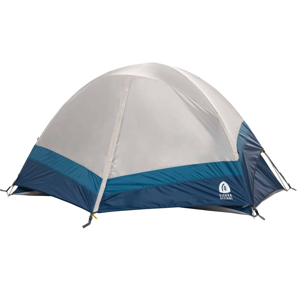 Sierra Designs Crescent 2 Person Dome Tent Blue