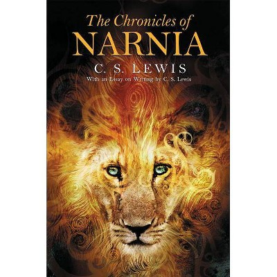 The Chronicles of Narnia - by C S Lewis (Hardcover)