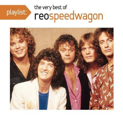 REO Speedwagon - Playlist: The Very Best of Reo Speedwagon (CD)