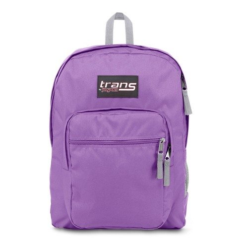 "Trans by JanSport 17"" Supermax Backpack - Vivid Lilac - image 1 of 4"