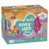Pampers Easy Ups Girls' Trolls Training Pants - (Select Size and Count) - image 3 of 4