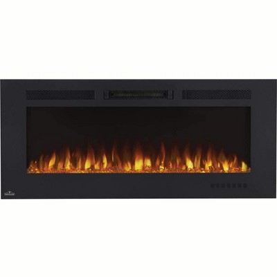 Napoleon Products 42-In Allure Phantom Wall Mount Electric Fireplace - NEFL42FH-MT