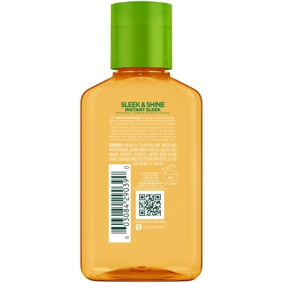 Garnier Fructis Sleek & Shine Moroccan Sleek Oil Treatment - 3.75 fl oz