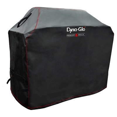 Premium Large Grill Cover (5 Burner)- Black - Dyna-Glo