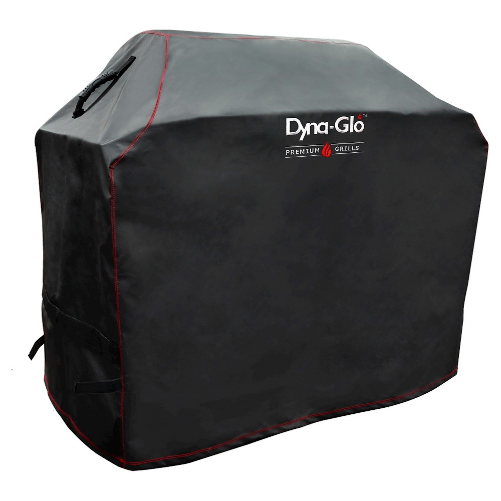 Premium Large Grill Cover (5 Burner) – Black – Dyna-Glo 50038635