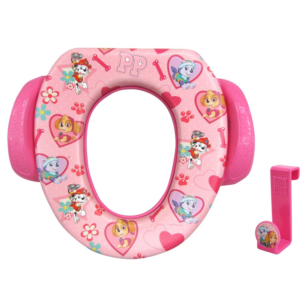 Image of Nickelodeon Paw Patrol Toilet Training Seat - Pink